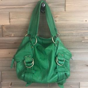 ❤️ Steven by Steve Madden Green Hobo Purse ❤️